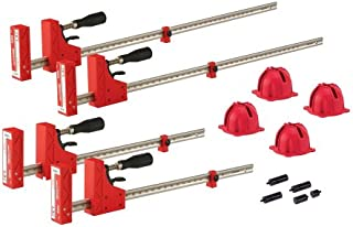 Best jet cabinet clamps Reviews