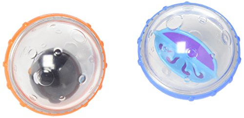 Munchkin Float and Play Bubbles Bath Toy, 2 Count - Penguin