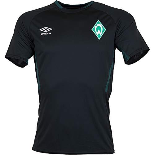 Werder Bremen Umbro Training Trikot 19/20 (XXL, schwarz)