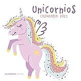 Calendario Unicornios 2021 (Calendarios y agendas)
