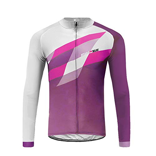 Uglyfrog Bike Wear Fahrradjacke Jersey Sportswear Winter Fleece Warm Lange Ärmel Winddicht Coat