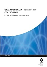 CPA Australia Ethics and Governance: Revision Kit by BPP Learning Media (2015-11-30)