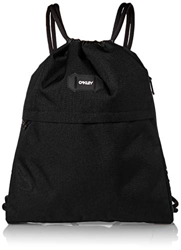 Oakley Men's Street Satchel Bag, Blackout, U