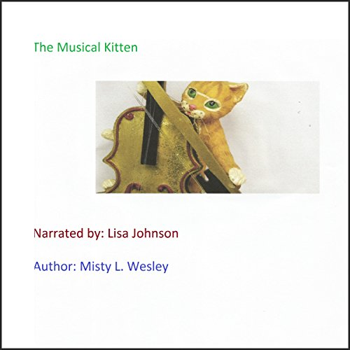 The Musical Kitten cover art