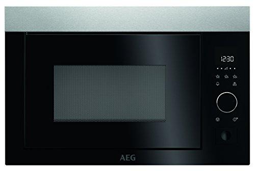 AEG mbe2657s de M micro-ondes encastrable/500 kWh/an/900 W/26 l/éclairage intérieur