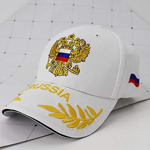 WAZHX Gorra De Béisbol para Hombres Y Mujeres Adultos Gorra Delantera Moda Sombrero De Moda Sombrero para El Sol Coreano Ajustable 3