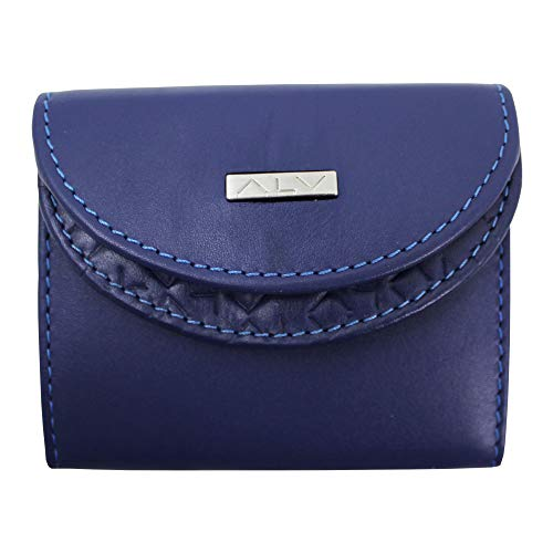 ALV by Alviero Martini - Pocket wallet VIP leather with purse for woman