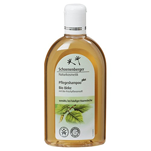 Schoenenberger - Pflegeshampoo plus Bio Birke - 250 ml