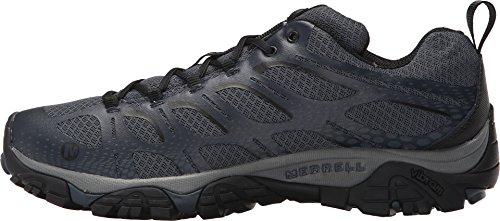 Merrell Men's Moab Edge Hiking Shoe, Dark Slate, 10 M US