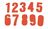 RS PRO 英数字ラベル 4565501