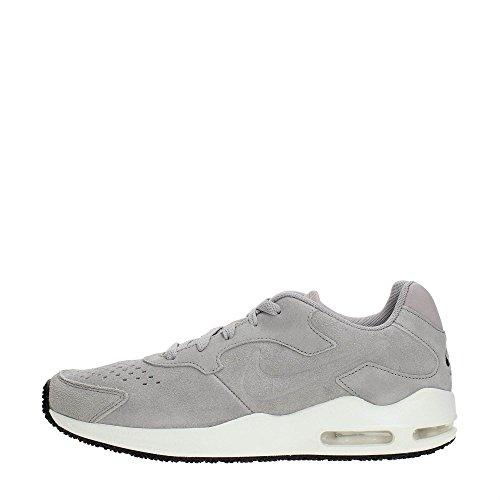 Nike Herren Air Max Guile Premium Sneaker, Grau (Grau/Weiß Grau/Weiß), 42.5 EU