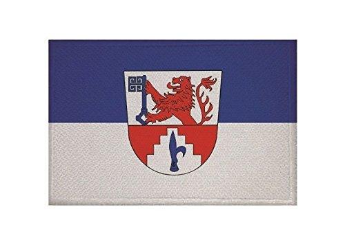 U24 Aufnäher Neuhaus (OSTE) Fahne Flagge Aufbügler Patch 9 x 6 cm