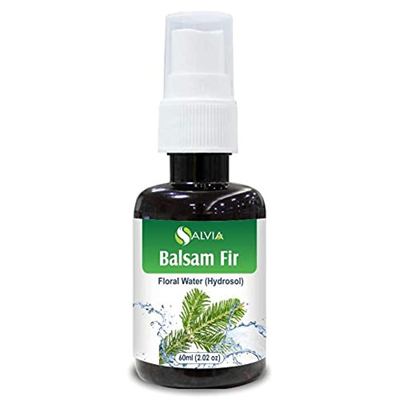 慣習昨日悲惨Balsam Fir Floral Water 60ml (Hydrosol) 100% Pure And Natural