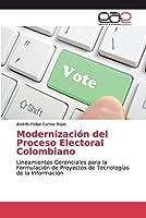 Modernización del Proceso Electoral Colombiano