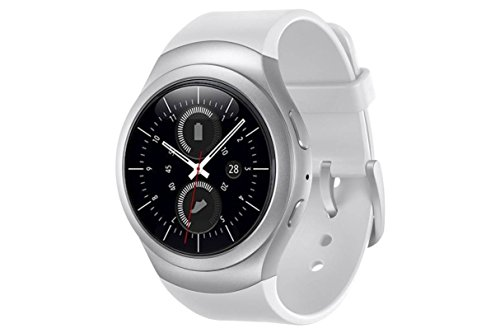 Samsung Gear S2 Sport - Silber