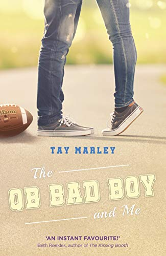 The QB Bad Boy and Me (A Wattpad Novel) (English Edition)