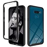 Mkej Case Compatible with LG K50S Hülle, 360°