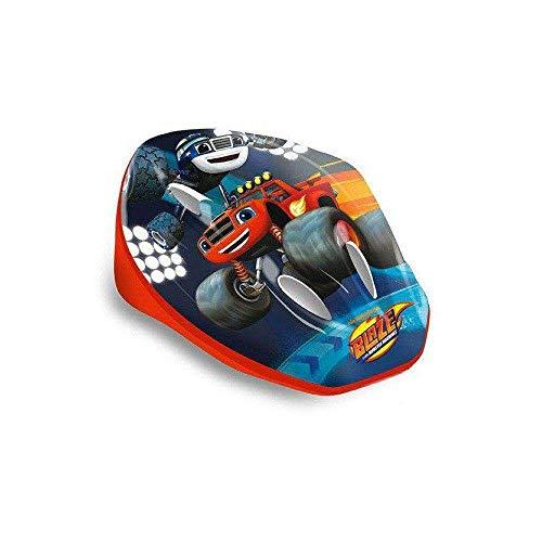 Blaze & Monster Machine - Casco aerodinámico individual (Saica 2121)