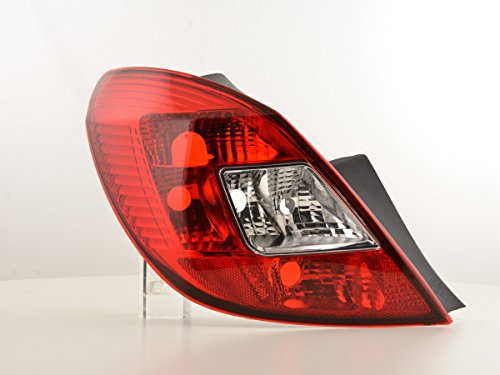 FK Automotive FK achterlicht achterlicht achterlicht achteruitrijlichten achterlicht achterlicht links FKRRLI015105-L