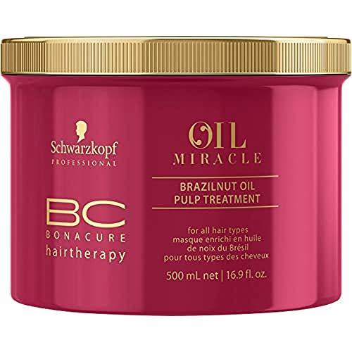 Schwarzkopf Professional BC Bonacure Oil Miracle Brazilnut Oil Pulp Treatment 500ml