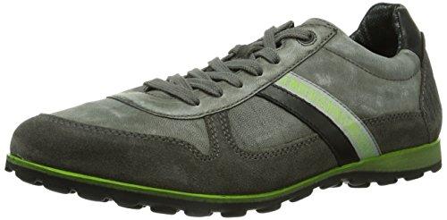 Bikkembergs 641026, Zapatillas de Estar por casa para Hombre, Gris, 43 EU