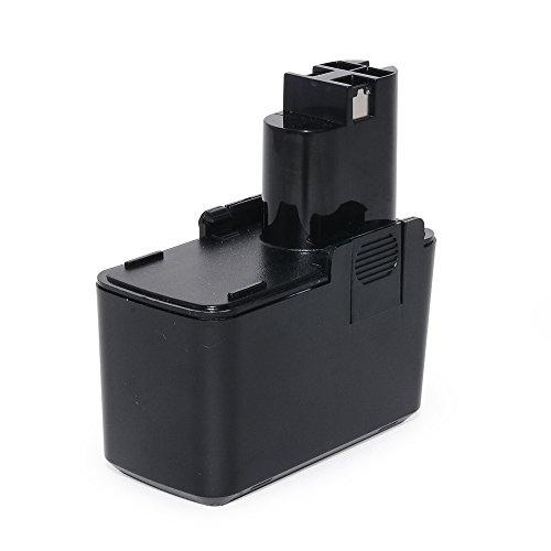 Batería Bosch 2 607 335 033,POWERAXIS 7.2V 3000mAh Ni-MH Atornillador Batería de Repuesto para Bosch 2 607 335 031 2 607 335 032 2 607 335 073 2607335073 PSR 7.2 VES-2 PSR 7.2 VES