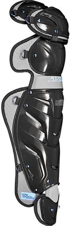 All Star System 7 Leg Guards 15.5 Black Black