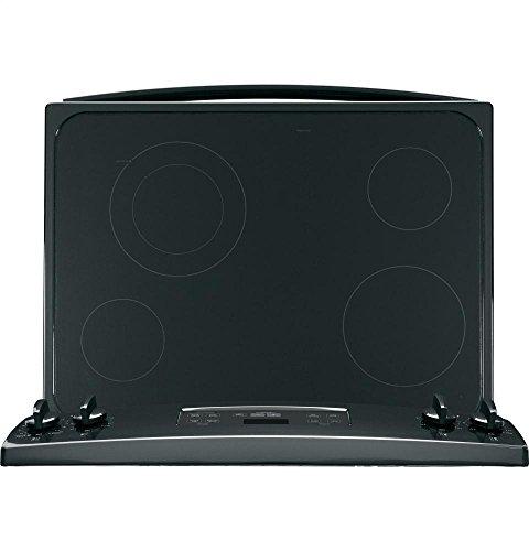 GE JBS60DKBB 30-Inch 5.3 Cu. Ft. Free-Standing Electric Range, Black