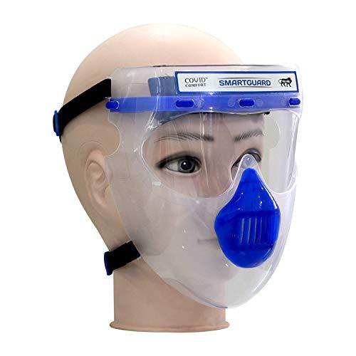 Smartguard Lightweight Polymer Reusable Face Shield