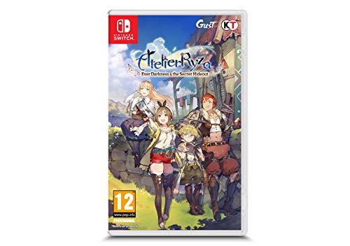Atelier Ryza: Ever Darkness & the Secret Hideout - Nintendo Switch [Edizione: Regno Unito]