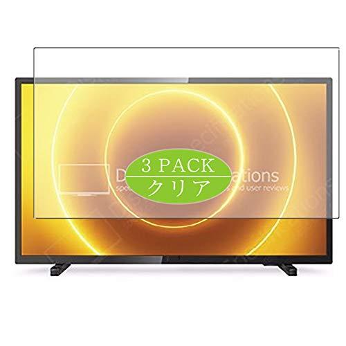 VacFun 3 Piezas HD Claro Protector de Pantalla Compatible con Philips 32PFS6805/12 / 32PFS6855 31.5' Display Monitor, Screen...