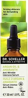 Dr. Scheller Argan Oil and Amaranth Anti-Wrinkle Intensive Serum, 1.0 Fluid Ounce by Dr. Scheller