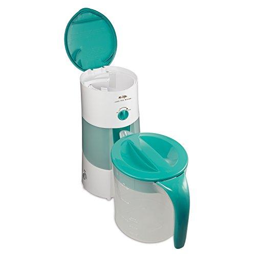 Mr. Coffee TM70TS Fresh Iced Tea Machine, 3 Quart, Teal Splash