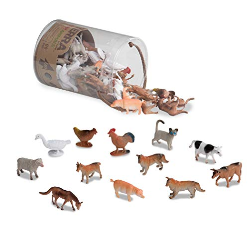 Top 10 best selling list for mini farm animals figures