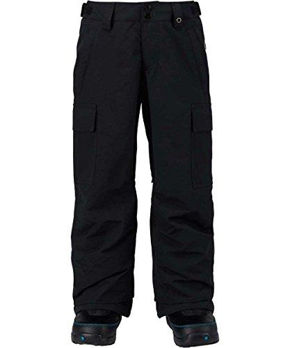 Burton Jungen Exile Cargo Pant Snowboardhose, True Black, L