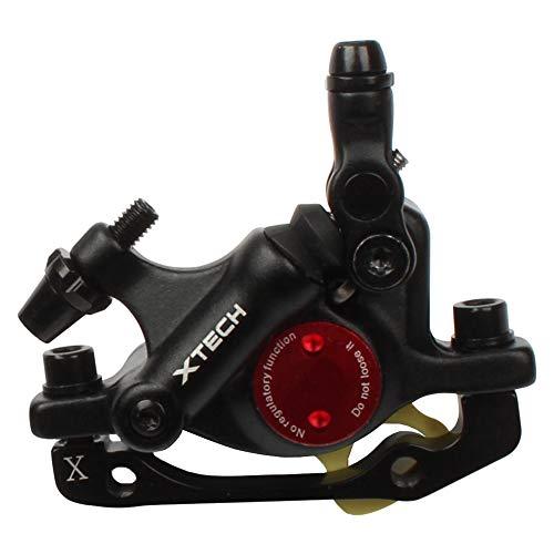 Lixada Fahrrad hydraulische Scheibenbremse vorne hinten Bremssättel, Radfahren MTB Faltrad hydraulische Bremse Fahrradzubehör