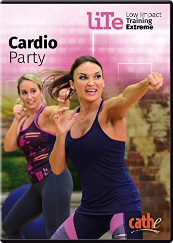 Cathe Friedrich's LITE Cardio Party