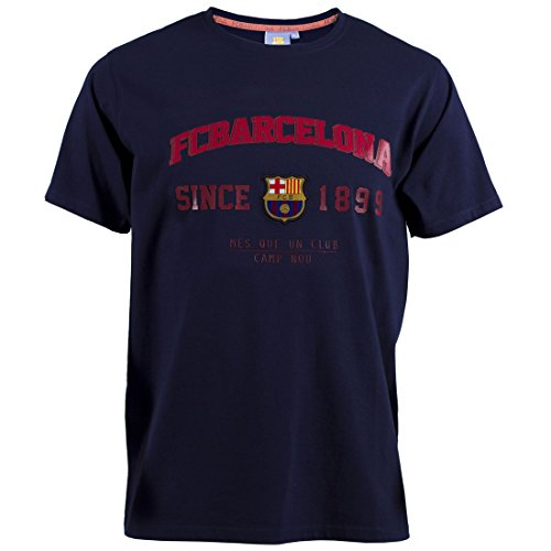 FCB BARÇA Camiseta Espace Marino T-S