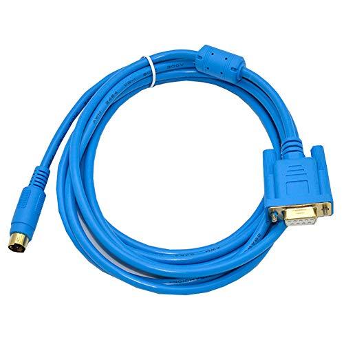 AMSAMOTION Cable serie de programación QC30R2 adecuado para...