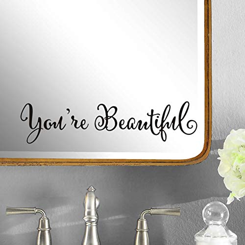 bathroom wall decals quotes - 2