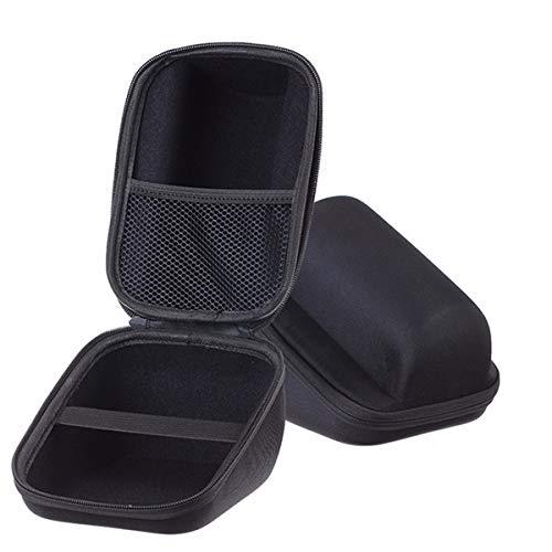 ZHENWOFC Wasserdichte EVA-Aufbewahrungstasche mit Tasche für Omron 10 Series Blutdruckmessgerät Hardware-Ersatzteile