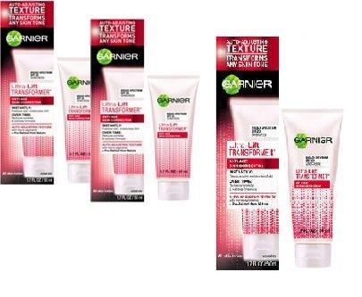 Garnier Skin and Hair Care Ultra-Lift Transformer Anti-Age Skin Corrector for All Skin Tones, 1.76 Fluid Ounce (3-Pack)