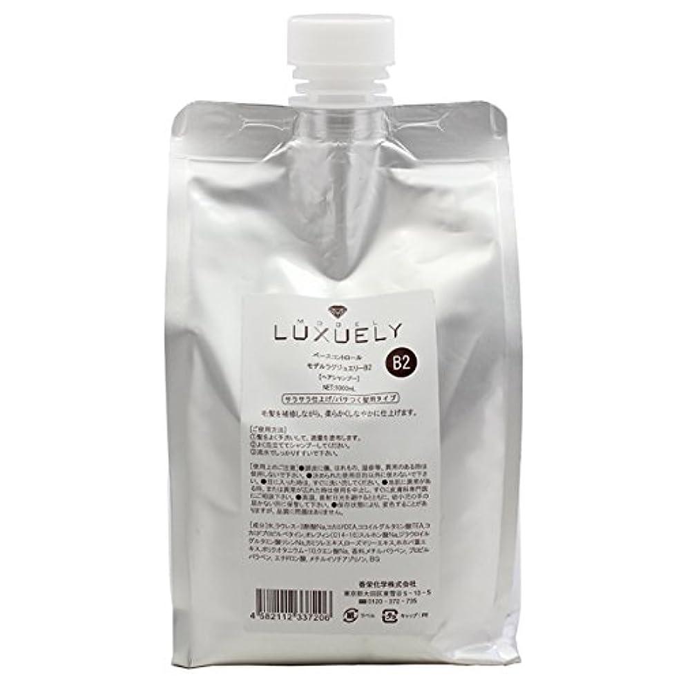 ドメイン欠かせない調整する香栄化学 モデル ラグジュエリー シャンプーB2 レフィル 1000ml