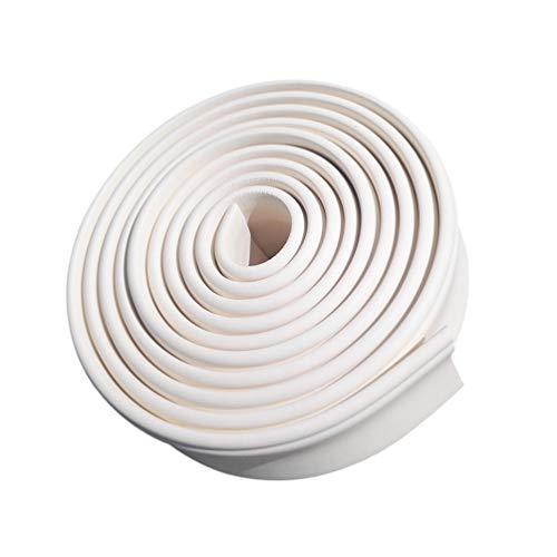 WINOMO Flexibel Gjutning Trim Självhäftande Trimlistor Heminredning Vägglinjer Tapetkant För Golvtak Bänkskivor Väggkantskydd