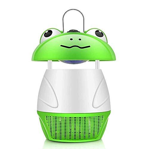 Xiaoyue Mini inhalador electrónica del Asesino del Mosquito de la lámpara Eco-Friendly fotocatálisis for el Control de Insectos de Interior casero Trampa Repelente de plagas Übermatamoscas lalay