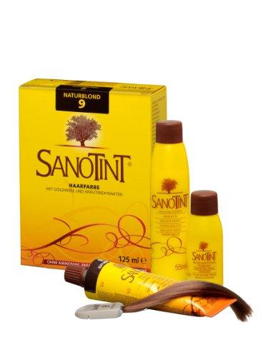 SANOTINT® Haarfarbe Nr. 09 ?Naturblond? (125 ml)