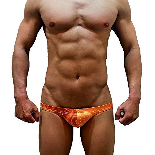Neptune Scepter handgemacht Herren Push-Up Bikini Slip Badehose Brief