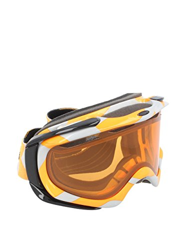 Oakley Skibrille Ambush, Factory Slant orange/Grey w/Persimmon, 57-419