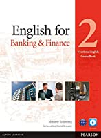 English for Banking and Finance: Level 2 Coursebook with CD-ROM (Vocational English Series)