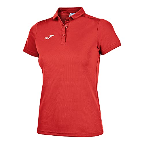 Joma Hobby Polo Femme, Rouge, FR (Taille Fabricant : XL)